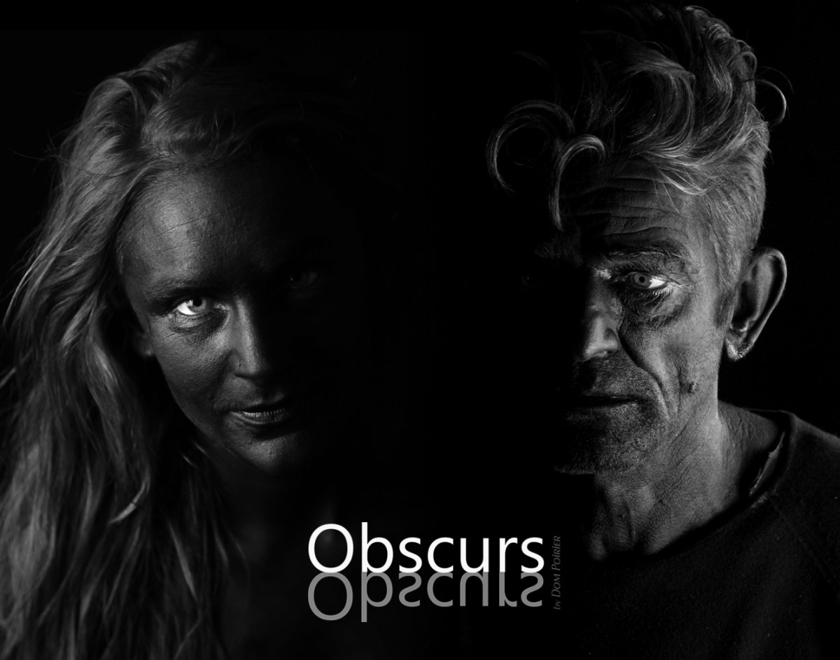 Obscurs-obscurs by Dom Poirier